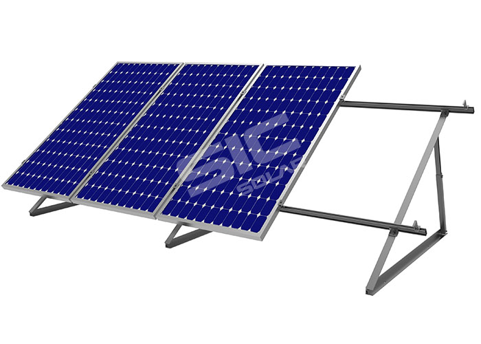 adjustable solar panel mount triangle