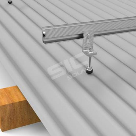 Asbestos roof pv mounting systems from china